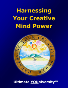 Harnessing Your Creative Mind Power - Creativity - Course Info - University for Successful Living