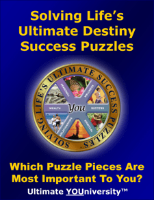 Solving Live's Ultimate Destiny Success Puzzles - Course Info - University for Successful Living