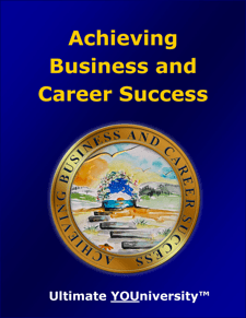 Achieving Business and Career Success - Course Info - University for Successful Living